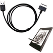 Image - Extended USB Charger 40 Pin Cable Cord for Asus Eee Pad Transformer TF101 TF201 Tablet Pad