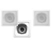 Acoustic Audio - Acoustic Audio CS-I52S In Wall / Ceiling 2 Way 600W 3 Speaker Set CS-I52S-3S - White