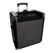 Podium Pro - Podium Pro Audio MPA1000 Portable Battery Powered Speaker Bluetooth USB SD MP3 - Black