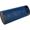 Accessory Power - BlueSYNC BR2 Portable Wireless Bluetooth Mini Boombar Stereo Speaker with Dual Drivers - Blue