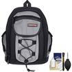 Precision Design - Camera Mini Sling Backpack+Cleaning Kit f/ Panasonic Lumix DMC-G3 G10 GF2 GF3 GF5 GH2 GX1 Cameras
