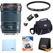Canon - 135mm f/2.0L USM Telephoto Lens Exclusive Pro Kit