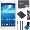 Samsung - Galaxy Tab 3 (8-Inch) + 16GB Micro SDHC and More