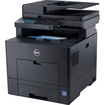 Dell - Laser Multifunction Printer - Color - Plain Paper Print - Desktop