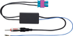 Metra - Dual FAKRA Antenna Adapter for Most European Volvo Vehicles - Multi