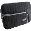 USA Gear - Travel Tablet Sleeve & Carrying Case with Accessory Pocket for Asus Transformer T100 & More - Black, Gray