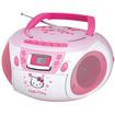 Spectra - Hello Kitty Radio/CD/Cassette Player/Recorder Boombox