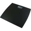 AWS - Low Profile Bathroom Scale - Black - Black
