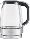 Breville - the Crystal Clear 7-Cup Electric Kettle - Crystal Clear