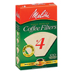 Melitta - #2 Cone Filter Paper 100 C - Natural Brown
