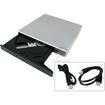 Sunvalleytek - USB External CD-ROM Drive 24x CD Reader Support CD-ROM CD-R CD-RW for Windows 7/XP/Vista/2000/ME/98
