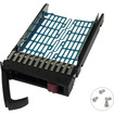 AGPtek - 20x 2.5 378343-002 SATA SAS Hard Drive Tray Caddy for HP Proliant ML330 ML350 G5 G6 ML570 G3
