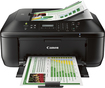 Canon - PIXMA MX472 Wireless All-In-One Printer - Black