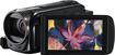 Canon - VIXIA HF R500 HD Flash Memory Camcorder - Black
