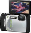 Olympus - Stylus TOUGH TG-850 16.0-Megapixel Waterproof Digital Camera - Silver