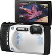 Olympus - Stylus TOUGH TG-850 16.0-Megapixel Waterproof Digital Camera - White