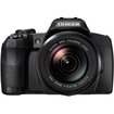 Fujifilm - FinePix S1 16.4-Megapixel Digital Camera - Black
