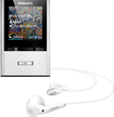 Philips - GoGear Vibe 8GB* MP3 Player - Aluminum