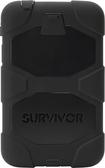 Griffin Technology - Survivor Case for Samsung Galaxy Tab 3 7.0 - Black