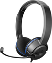 Turtle Beach - Ear Force PLa Amplified Stereo Gaming Headset for PlayStation 3 - Black