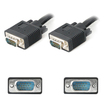 AddOn - Bulk 5 Pack 25ft (7.6M) VGA High Res Monitor Cable M/M