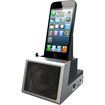 DOK - 1.5 W Home Audio Speaker System - iPod Supported - Black - Black