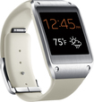 Samsung - Galaxy Gear Smart Watch for Select Samsung Galaxy Mobile Phones - Oatmeal Beige - Oatmeal Beige