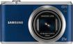 Samsung - WB350F 16.3-Megapixel Digital Camera - Blue