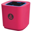 Beacon - Phoenix Wireless Stereo Speaker System for Most Bluetooth-Enabled Devices - Pink