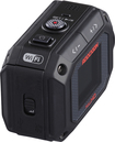 JVC - ADIXXION HD Flash Memory Camcorder - Black/Red