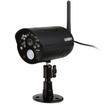 Uniden - Wireless Video Surveillance Accessory Camera - Black