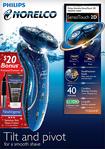 Philips Norelco - SensoTouch 2D Electric Razor - Black
