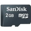 SanDisk - 2 GB microSD - 1 Card