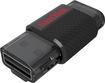 SanDisk - Ultra Dual 32GB USB 2.0/Micro USB Flash Drive - Black