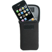 USA Gear - FlexArmor - Protective Neoprene Sleeve Case with Belt Loop for Apple iPhone 5,4S,4,3GS,3G