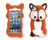 Griffin Technology - Fox KaZoo Case for iPod touch (5th gen) - Multi Color