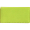 Royce - Carrying Case (Wallet) for Business Card - Key Lime Green