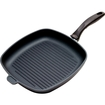 Swiss Diamond - Nonstick Square Grill Fry Pan - 11 x 11 In.
