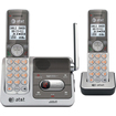 At&t - Dect 6.0 Cordless Phone/Answering System - Multi