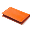 Clava - Carrying Case (Wallet) for Business Card - Orange
