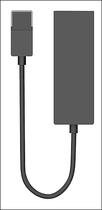 Microsoft - Ethernet USB 2.0 Adapter