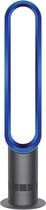 Dyson - AM07 Tower Fan - Blue/Iron