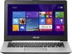 "Asus - VivoBook 13.3"" Touch-Screen Laptop - Intel Core i5 - 6GB Memory - 500GB Hard Drive - Silver"