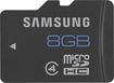 Samsung - 8GB microSD Class 10 UHS-1 Memory Card