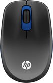 HP - Wireless Optical Mouse - Black/Blue