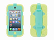 Griffin Technology - Lime/Mint Survivor All-Terrain Case + Belt Clip for iPod touch (5th gen.) - Green