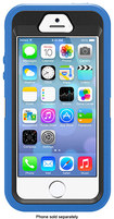 OtterBox - Defender Series Hybrid Case and Holster for Apple® iPhone® 5 and 5s - Surf
