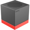 HTC - Boombass (Subwoofer) Compact Speaker Cube for HTC One (M8), HTC One M7, One Mini/Max, Desire 816/610