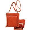 Raika - Carrying Case for Travel Essential - Orange