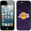 Coveroo - iPhone 5S / 5 Thinshield Snap-On Case - Black Los Angeles Lakers Logo